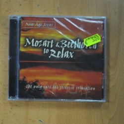 VARIOS - MOZART & BEETHOVEN TO RELAX - CD