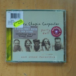 MARY CHAPIN CARPENTER - PARTY DOLL AND OTHER FAVORITES - CD