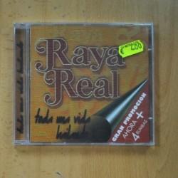 RAYA REAL - TODA UNA VIDA BAILANDO - CD