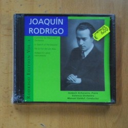 JOAQUIN RODRIGO - RODRIGO EDITION VOL I - CD