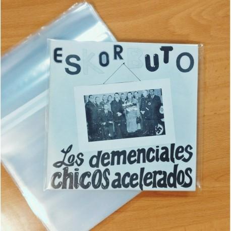 "Fundas exteriores auto cierre para SINGLE / EP 7"" Polipropileno, 60 micras"