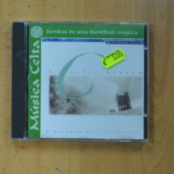 A WINDHAM HILL COLLECTION - A CELTIC SEASON - CD