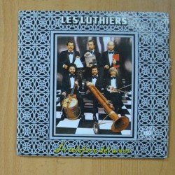 LES LUTHIERS - EL TELEFONO DEL AMOR / MARCHA DE LA CONQUISTA - SINGLE