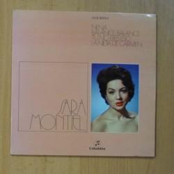 SARITA MONTIEL - NENA + 3 - EP