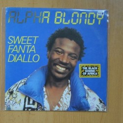 ALPHA BLONDY - SWEET FANTA DIALLO / MIRI- SINGLE