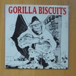 GORILLA BISCUIT - HIGH HOPES + 6 - CONTIENE HOJA CON LETRAS - EP