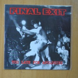 FINAL EXIT - SING ALONG + 7 - EP