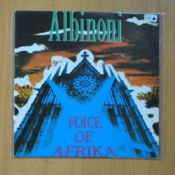 VOICE OF AFRIKA - ALBINONI - SINGLE