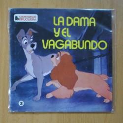 LA DAMA Y EL VAGABUNDO B.S.O. - CANCION DE LOS GATOS SIAMESES + 3 - EP