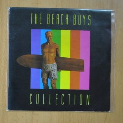 THE BEACH BOYS - DON´T WORRY BABY / SUFFER GIRL - SINGLE