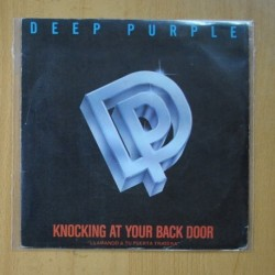 DEEP PURPLE - KNOCKING AT YOUR BACK DOOR / WASTED SUNSETS - SINGLE