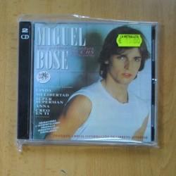 MIGUEL BOSE - SUS PRIMEROS AÑOS EN CBS 1976 / 1979 - 2 CD