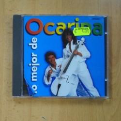 OCARINA - LO MEJOR DE OCARINA - CD