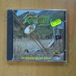 BANDA MAGUEY - LA ESTRELLA DE LOS BAILES - CD
