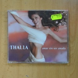 THALIA - AMAR SIN SER AMADA - CD