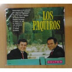 LOS PAQUIROS - LOS PAQUIROS - LP