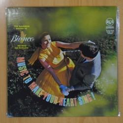 GENE BIANCO - MUSIC TO MAKE YOUR HEART SING - LP