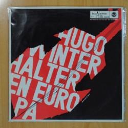 HUGO WINTERHALTER - EN EUROPA - LP