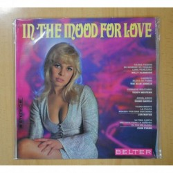 IN THE MOOD FOR LOVE - VARIOS - LP