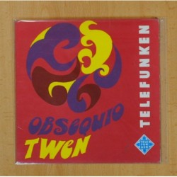 LOS SPRINTERS - OBSEQUIO / TWEN - SINGLE