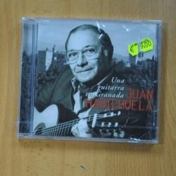 JUAN HABICHUELA - UNA GUITARRA EN GRANADA - CD
