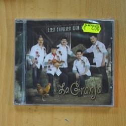 LOS TIGRES DEL NORTE - LA GRANJA - CD