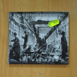 PUBLIC SERVICE BROADCASTING - THE WAR ROOM - CD