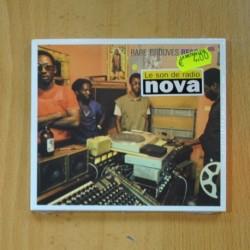 VARIOUS - RARE GROOVES REGGAE - CD