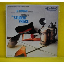 AL GOODMAN AND HIS ORCHESTRA - THE STUDENT PRINCE - LP