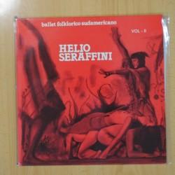 HELIO SERAFFINI - VOL II - LP