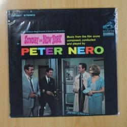 PETER NERO - SUNDAY IN NEW YORK - LP