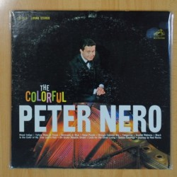 PETER NERO - THE COLORFUL - LP