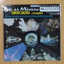 CHUCHO ZARZOSA - ASI ES MEXICO - LP