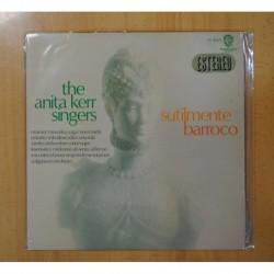 THE ANITA KERR SINGERS - SUTILMENTE BARROCO - LP