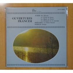 ORCHESTRA SINFONICA DI DETROIT - OUVERTIURES FRANCESI - LP