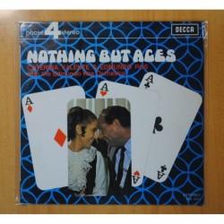 CATERINA VALENTE / EDUMNDO ROS - NOTHING BUT ACES - LP