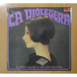 ALFRED HAUSE & HIS ORCHESTRA - LA VIOLETERA - LP