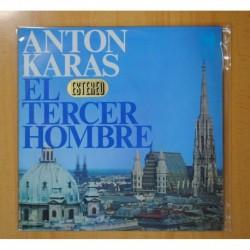 ANTON KARAS - EL TERCER HOMBRE - LP