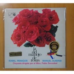 PABLO SOLOZABAL - LA DEL MANOJO DE ROSAS - LP