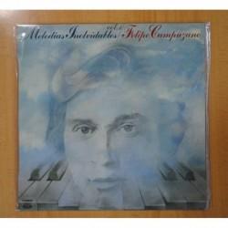 FELIPE CAMPUZANO - MELODIAS INOLVIDABLES VOL 1 - LP