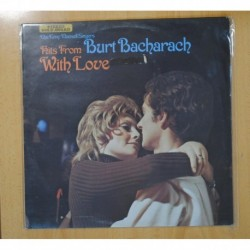 THE TONY MANSELL SINGERS - HITS FROM BURT BACHARACH WITH LOVE - LP