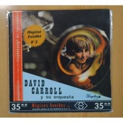 DAVID CARROLL Y SU ORQUESTA - MAGICOS SONIDOS Nº 2 - LP