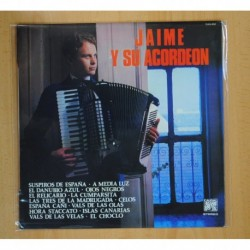 JAIME Y SU ACORDEON - JAIME Y SU ACORDEON - LP