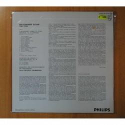 ELGAR / NEVILLE MARRINER - ENIGMA VARIATIONS / POMP AND CIRCUMSTANCE - LP