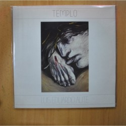 LUIS EDUARDO AUTE - TEMPLO - GATEFOLD - 2 LP