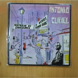 ANTONIO CURIEL - HISTORIAS DE CAMALEONES Y OTROS BICHOS RAROS - LP
