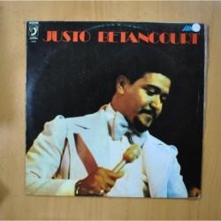 JUSTO BETANCOURT - JUSTO BETANCOURT - LP