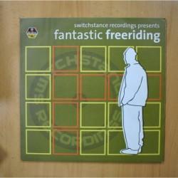 VARIOS - FANTASTIC FREERIDING - 2 LP