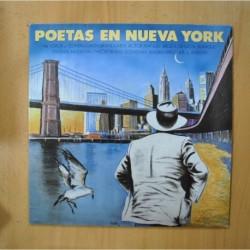 VARIOS - POETAS EN NUEVA YORK - LP