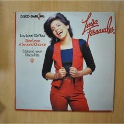 LUISA FERNANDEZ - DISCO DARLING - LP